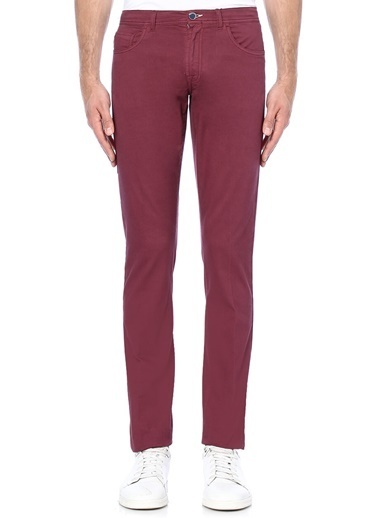 Sstd Jean Pantolon Bordo